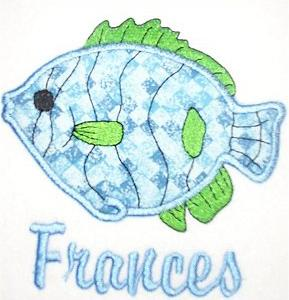 Applique Fish