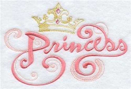 Nice And New Embroidery Designs For Big Girls Initial Impressions