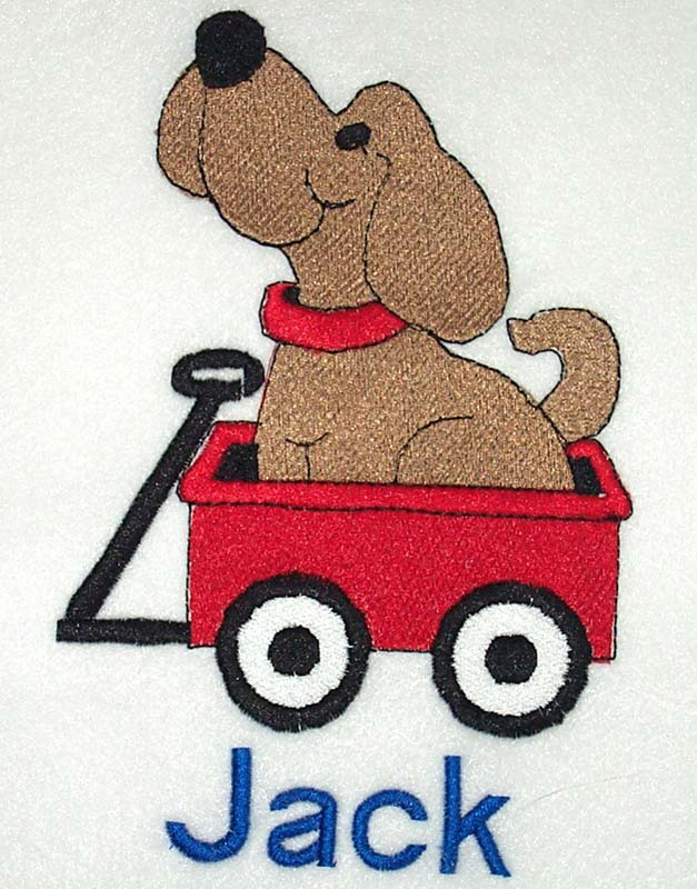 Wagon Dog