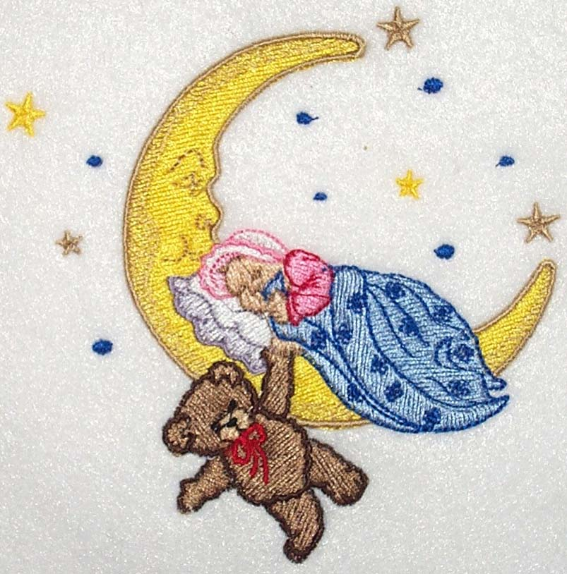 Sweet Embroidery Designs For Girls Initial Impressions