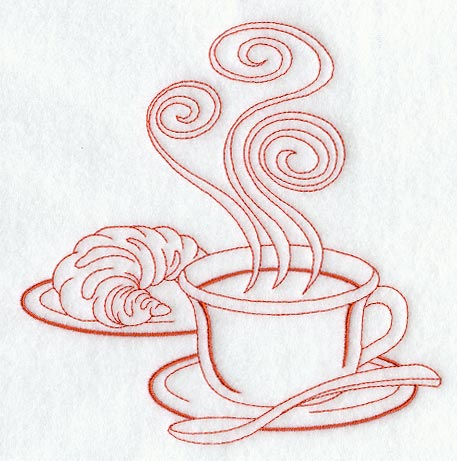 Embroidery Designs For The Kitchen Initial Impressions