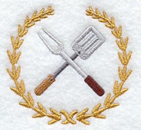 Grill Crest