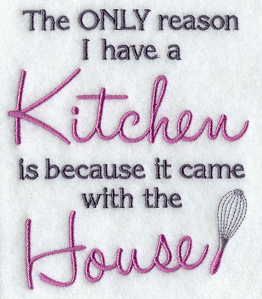 Only Have Kitchen