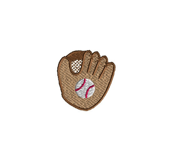 Mini Baseball Mitt