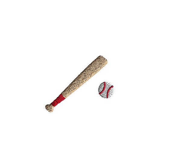 Mini Bat and Ball