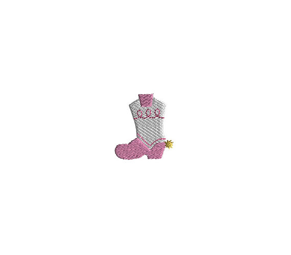 Mini Cowgirl Boot