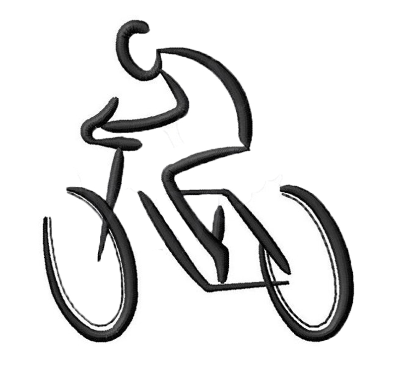 Bicycle Outline