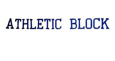Athletic Block