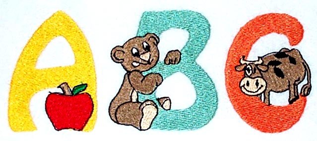 Children's Monogram