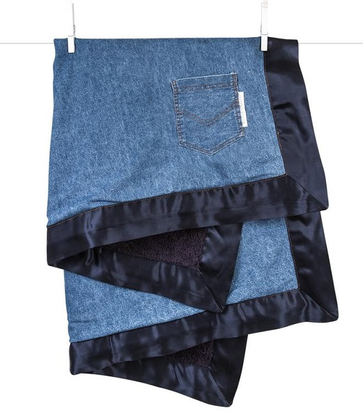 Denim Pocket Great for Tiny Treasures!
