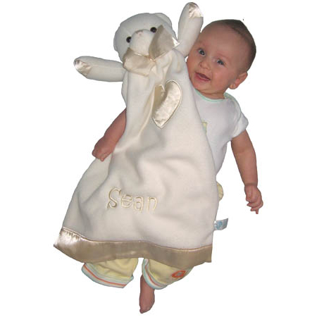 Traditional lovie animal blankets infants security stroller cuddy fun for baby negle Gallery