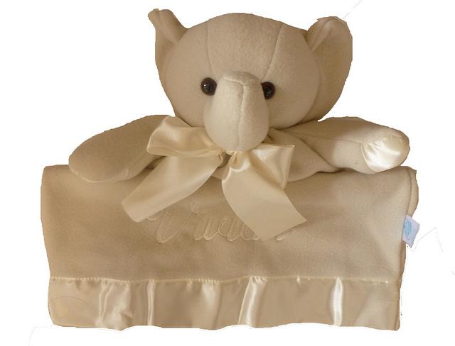 Traditional lovie animal blankets infants security stroller tuscany elephant negle Gallery