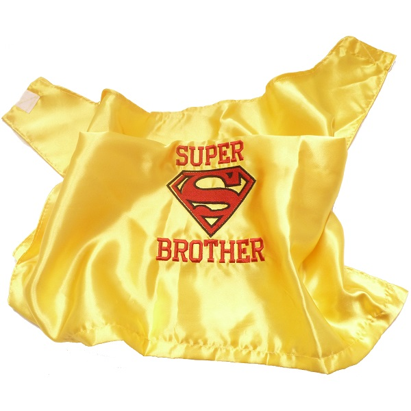 Super Brother or Super Sister Cape