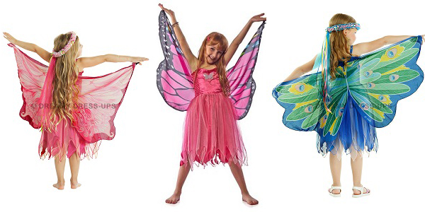 Dress Up with Wings