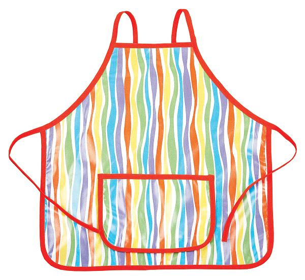 Stripes Toddler Apron