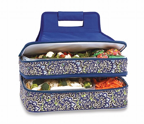 English Paisley Ultimate Casserole Carrier