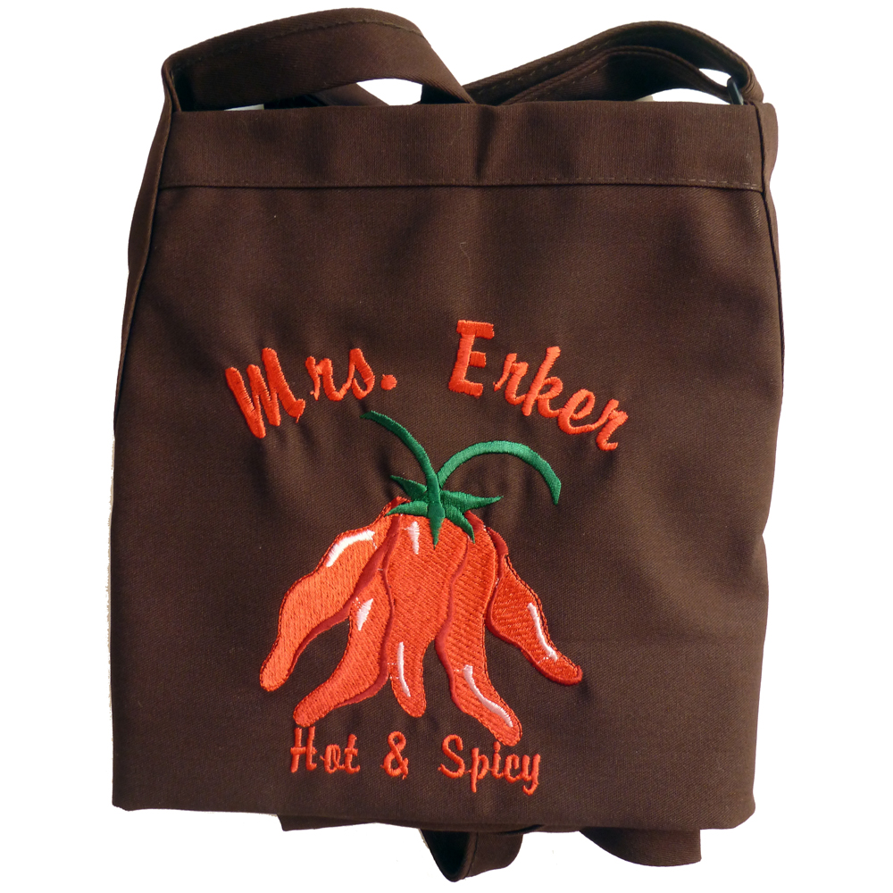 Brown Teen Chefs Apron