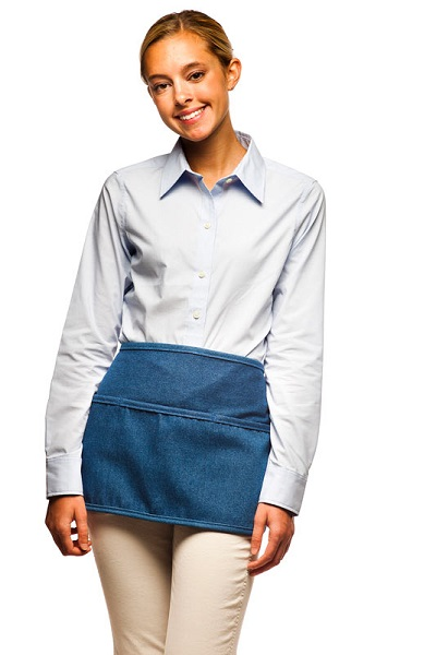Denim Waist Apron