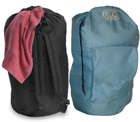 Backpack Laundry Bags