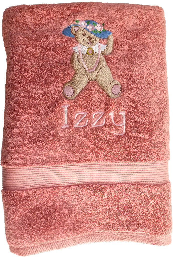 Rose Towel Set