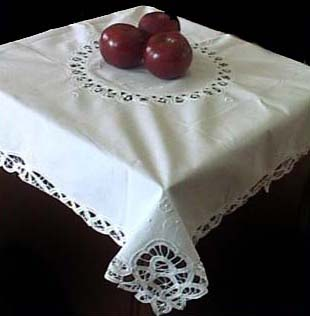 Battenburg Table Topper