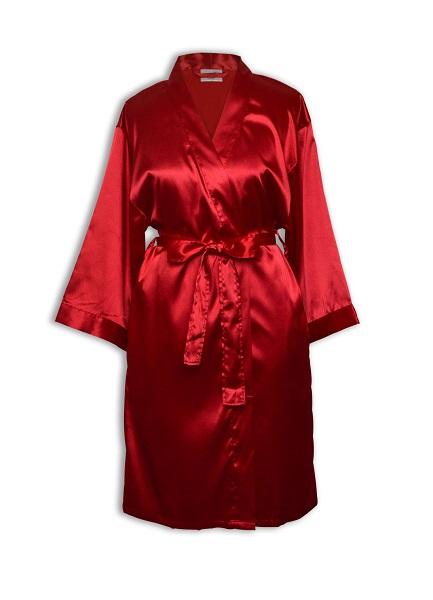 Satin Bridesmaids Dressing Gown | Gifts | Bridesmaids | Initial ...