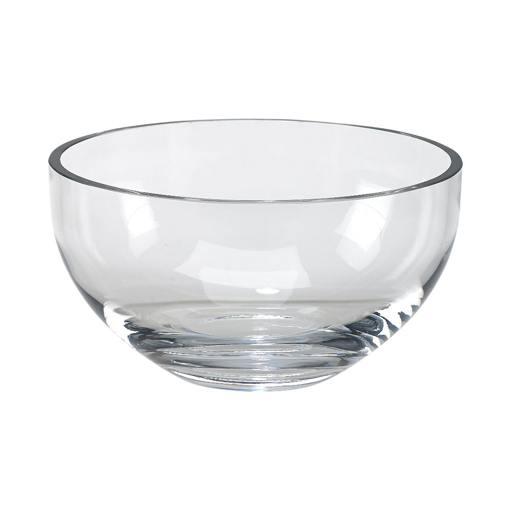 Optic Lead Free Crystal Bowl