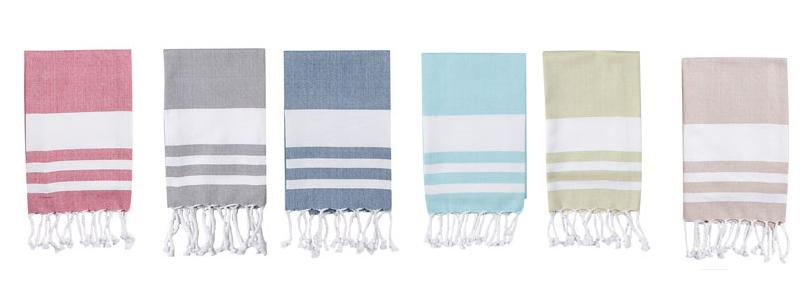 Cookery Fouta Towels