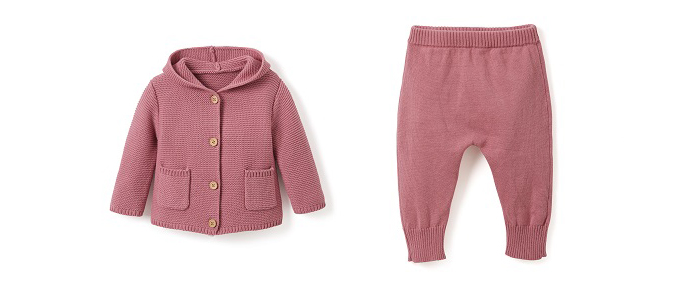 Infant Sweater and pant set