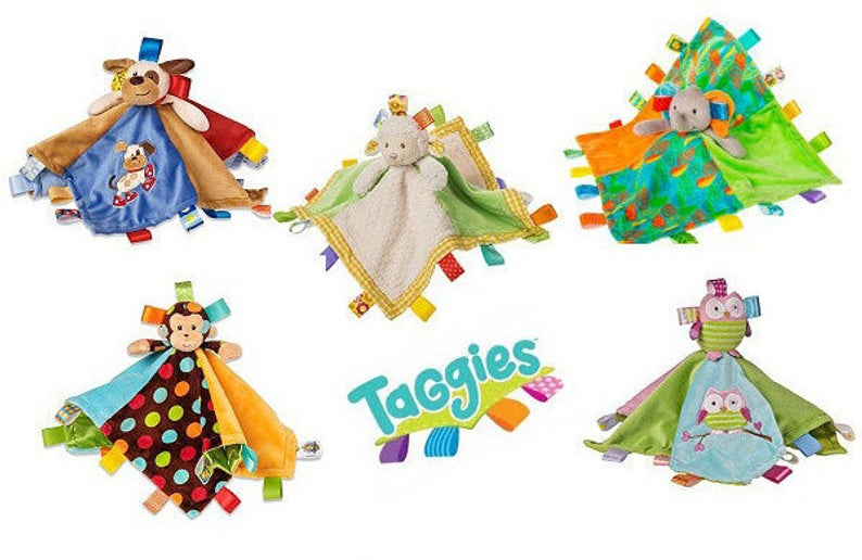 taggie character blankets