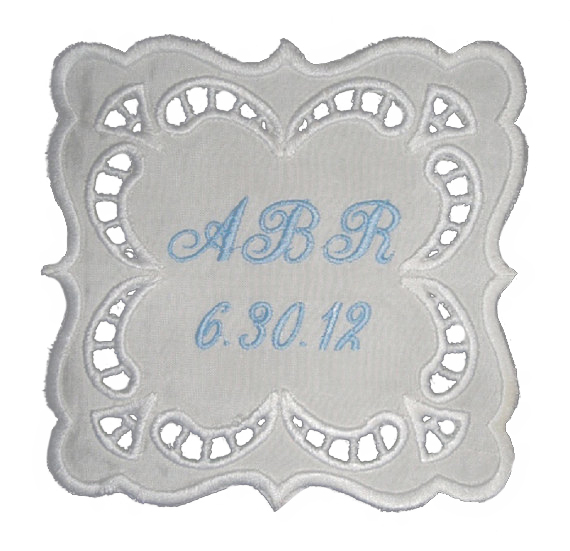 Emily Wedding Label