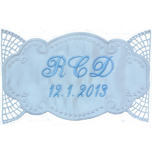 Kimberley Wedding Label